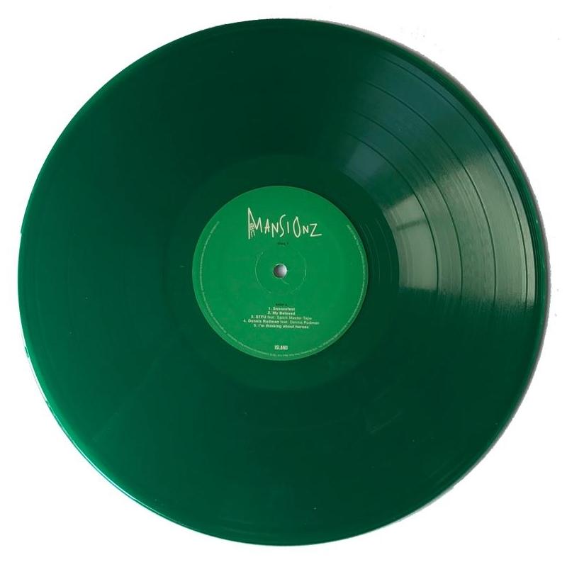 Mansionz Vinyl
