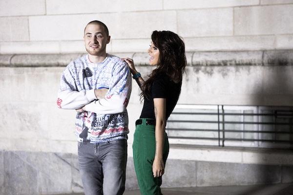 Mike Posner og Cher Lloyd dating