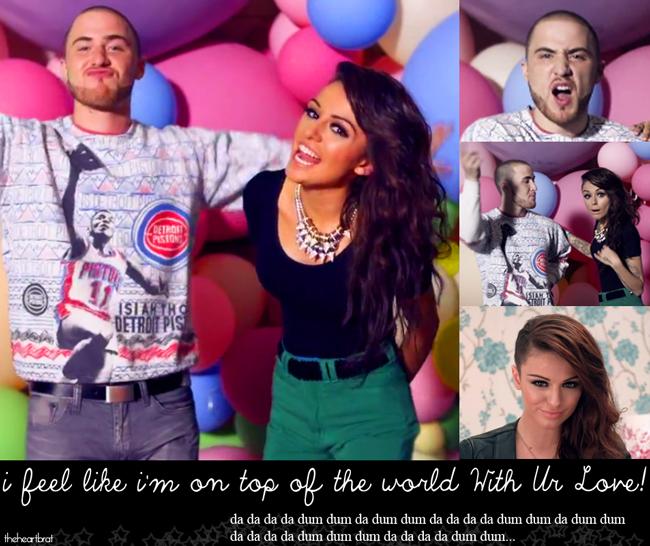 er Cher Lloyd dating Mike Posner Bay City mi dating
