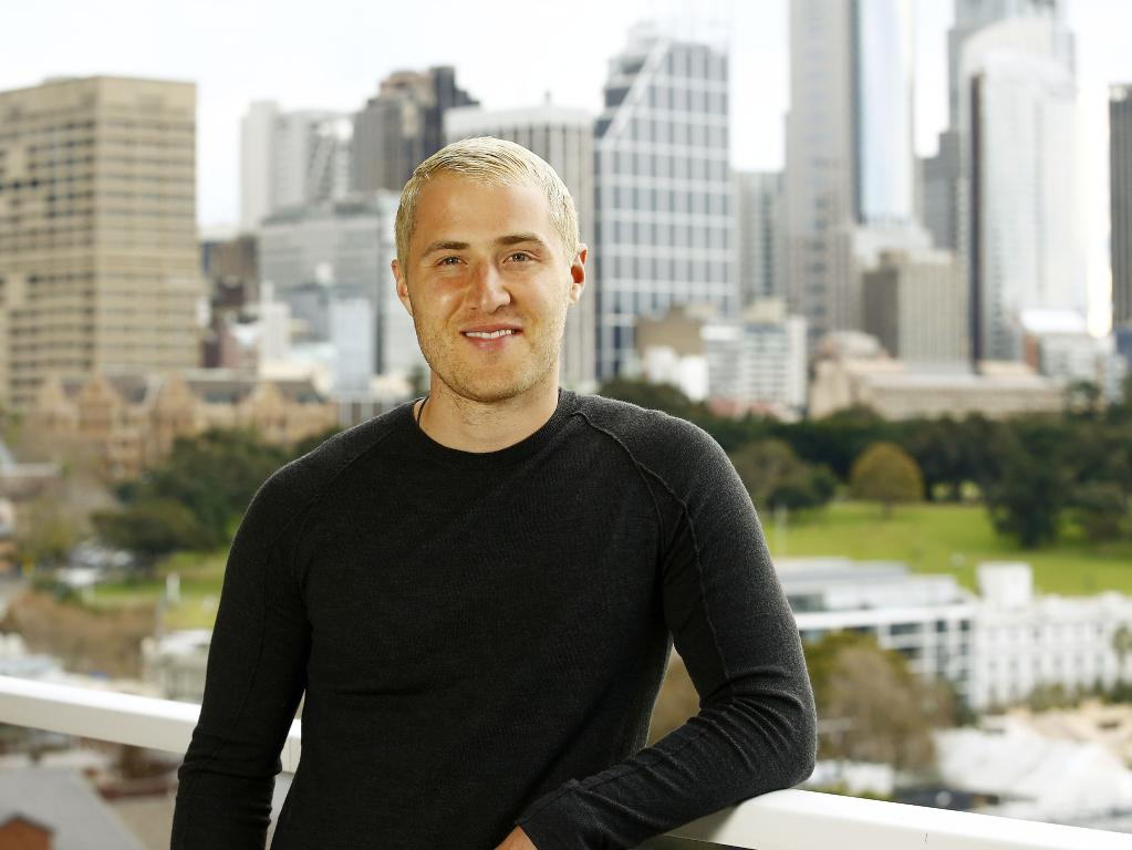 Mike Posner Not Worried About Fame But Making The Best Music He Can