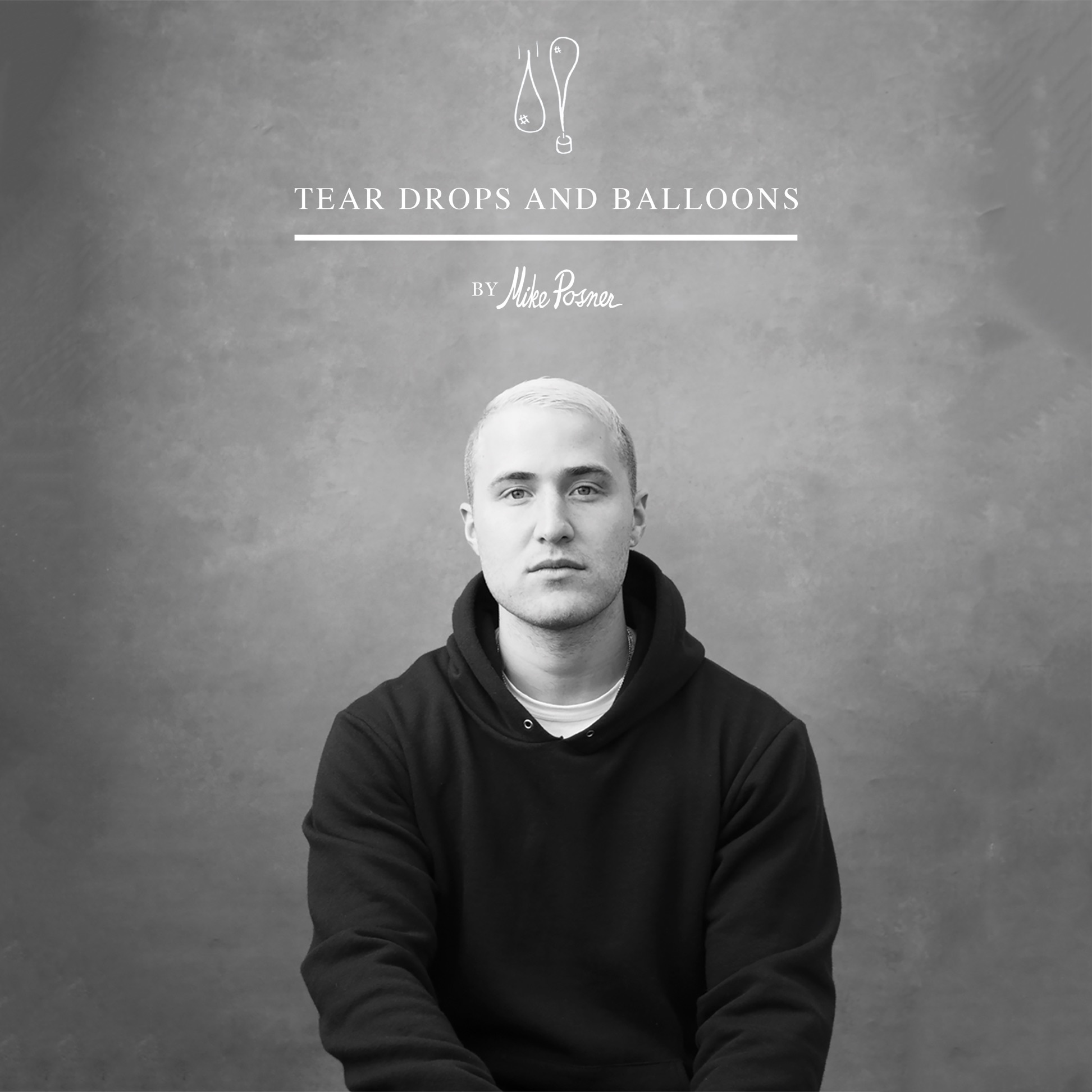 Mike Posner - Tear Drops And Balloons (audiobook)