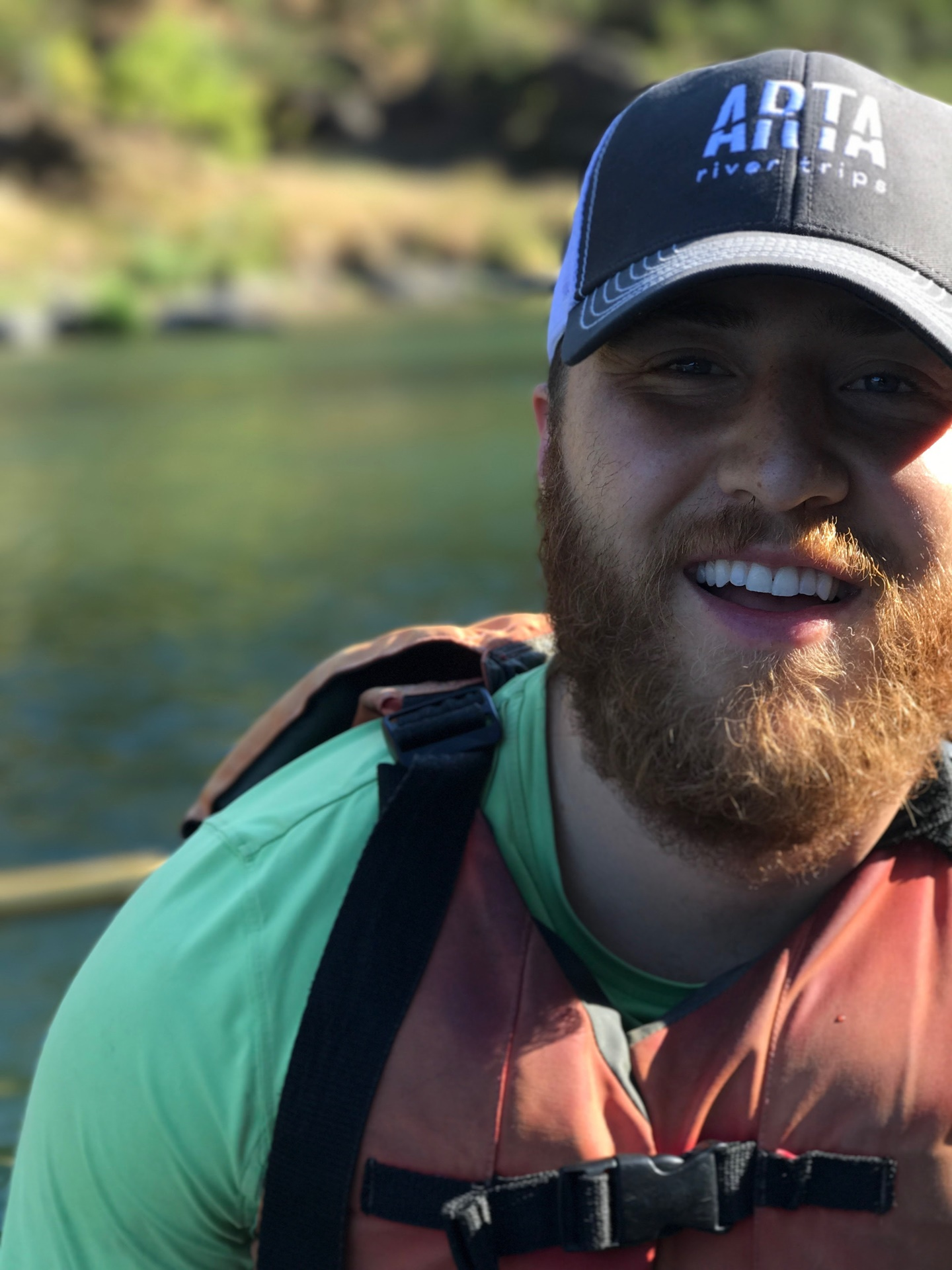 Mike Posner at Rogue River, Oregon (2017)