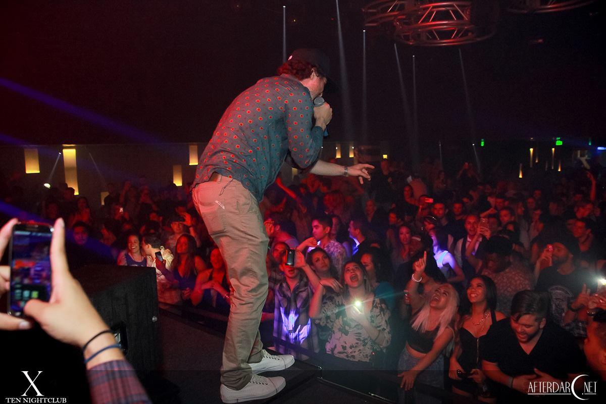 Ten Nightclub Newport Beach Ca 9 5 2017 Mike Posner