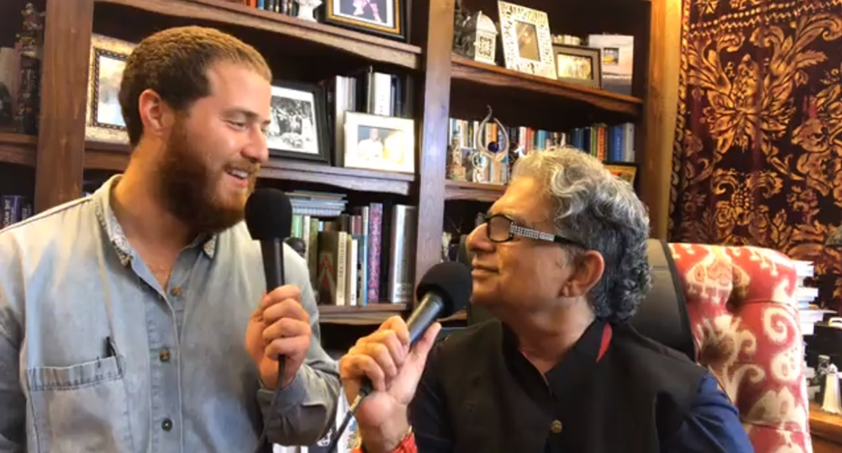 Mike Posner and Deepak Chopra in Conversation - October 4, 2017