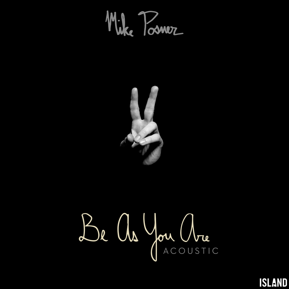 Скачать mike posner be as you are.