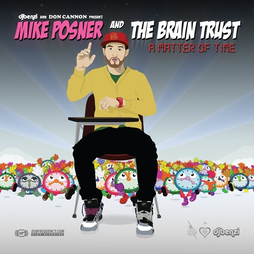 Mike Posner - A Matter Of Time