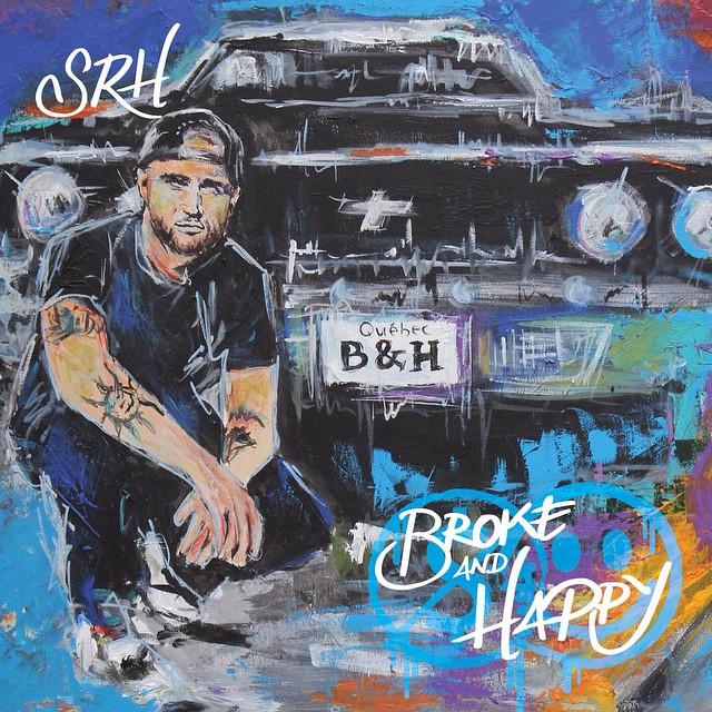 SRH - Broke and Happy