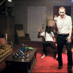 Mike Posner ft. Lil Wayne – Bow Chicka Wow Wow Music Video Screen Shots