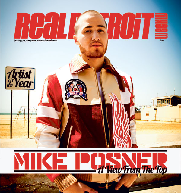 Artist of the Year: Mike Posner