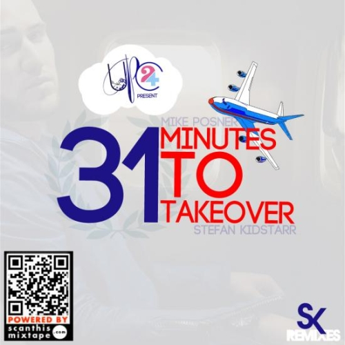 Stefan KIDstarr - 31 Minutes To Takeover EP