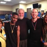 PHOTO: Mike Posner With His Parents, Big Sean and His Mother