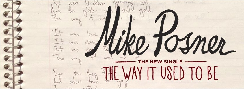 """REVIEWS: Mike Posner – """"The Way It Used To Be"""""""