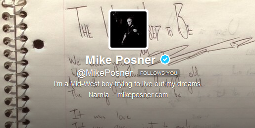 Mike Posner Does Twitter Q&A With Fans – Part 2
