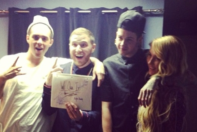 "Mike Posner, T. Mills, Sammy Adams, and Niykee Heaton – ""We Own It"" – 3PM EST Tomorrow!"