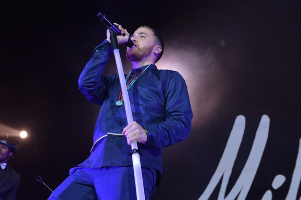 Mike Posner at XL Center in Hartford – Believe Tour