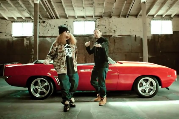 """VOTE for RITTZ & Mike Posner's """"Switch Lanes"""" Music Video on BET's 106 & Park!"""