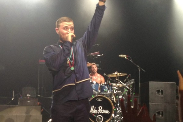 Mike Posner at The Rave in Milwaukee – Warrior Tour