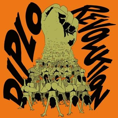 Diplo 'Revolution' EP – October 8 (Pre-Order Now)