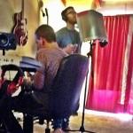 Mike Posner and Blackbear Back in the Studio