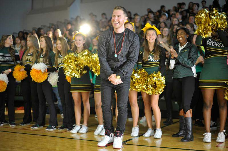 Mike Posner Returns Home to Shoot Music Video (The Detroit News)