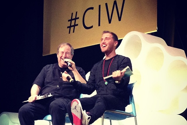 Mike Posner at Chicago Ideas Week 2013