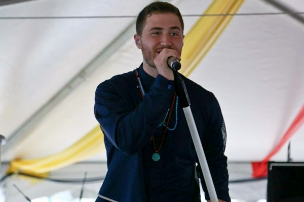 Mike Posner at Chattanooga Oktoberfest 2013