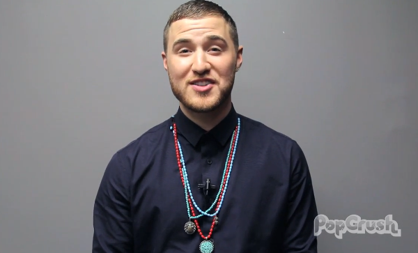 PopCrush Q&A with Mike Posner