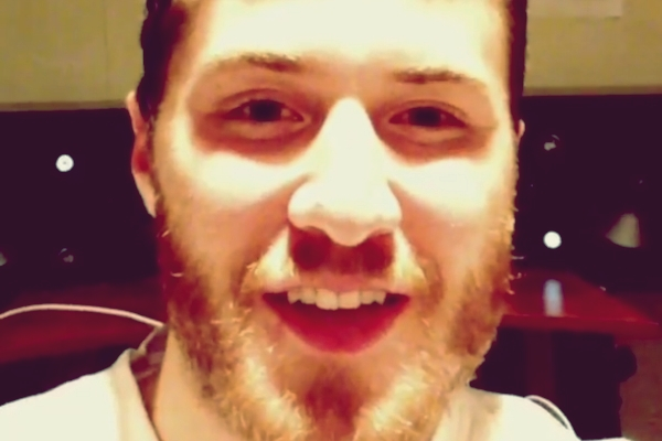 Mike Posner Spends Christmas with Family in Southfield, MI