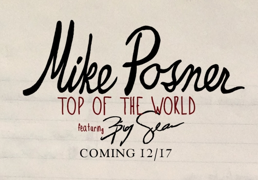 Mike Posner & Big Sean: The Dream Team Is Back December 17