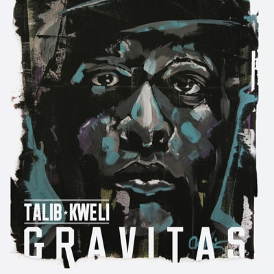 Talib Kweli 'Gravitas' – December 15 (Pre-Order Now)