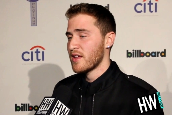 MikePosner-Hollywire-2nd-Annual-Billboard-Grammys-AfterParty-01262014