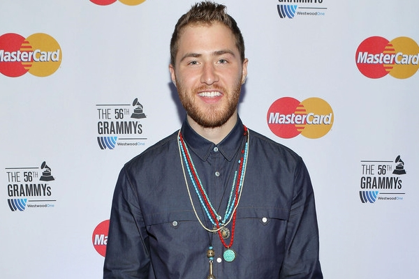 Mike Posner Attends Pre-Grammys Events & After Party