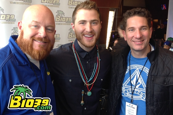 Mike Posner Says Big Sean Isn't Cooler Than Me on the Basketball Court