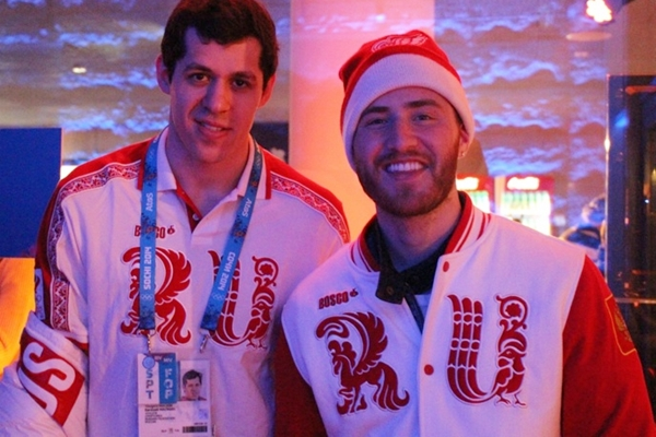 Fresh from Sochi, Mike Posner Talks Hockey, New Music and Giving Back