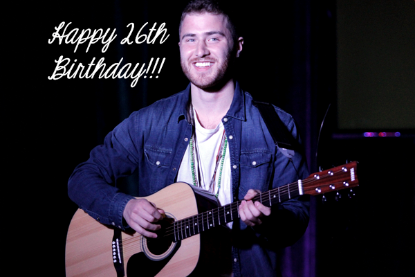 Happy 26th Birthday, Mike Posner!