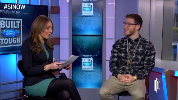 """Mike Posner Speaks with Sports Illustrated Now, Performs """"My Sun"""""""