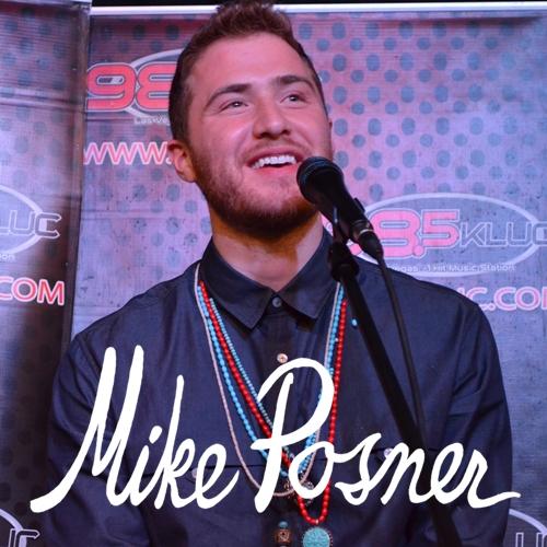 Mike Posner - 98.5 KLUC Las Vegas, NV 2014