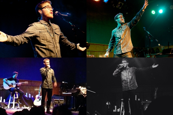 Mike Posner in Chicago – Unplugged Tour