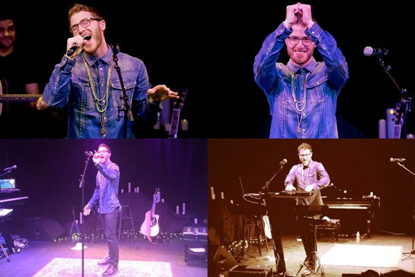 Mike Posner in Detroit – Unplugged Tour