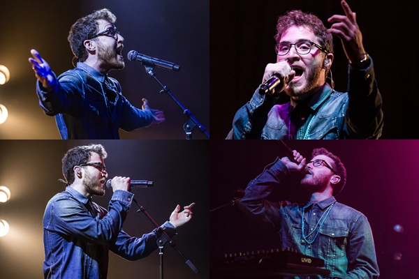 Mike Posner in San Francisco – Unplugged Tour