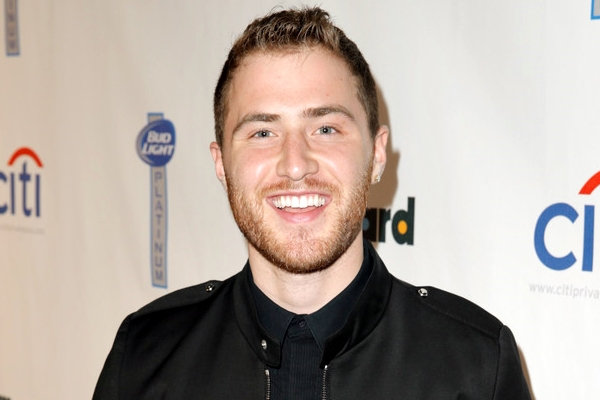 Why Mike Posner Is On Top Of The World