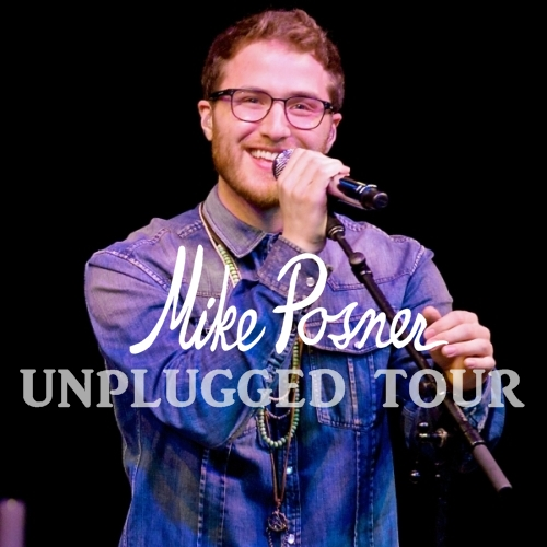 Mike Posner - Unplugged Tour 2014
