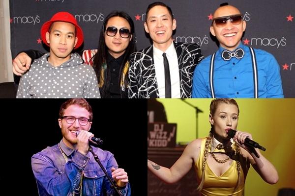 DJ E-Man Birthday Celebration with Iggy Azalea, Mike Posner, Far East Movement
