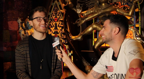 Mike Posner Unplugged Interview