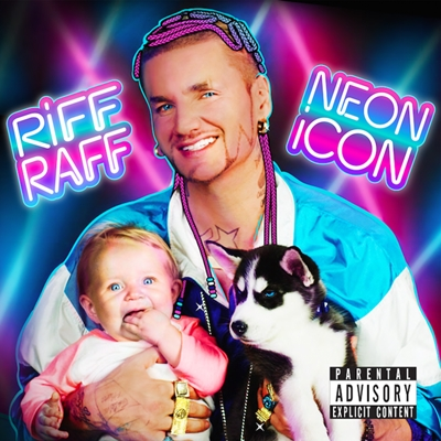 RiFF RAFF 'NEON iCON' Out June 24 (Pre-Order Now!)