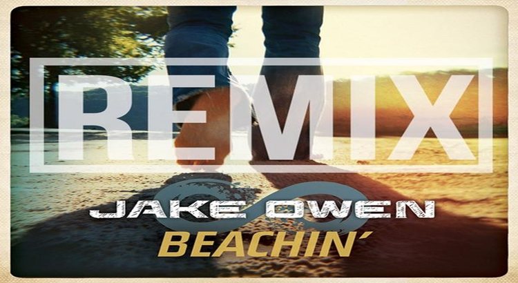 "Jake Owen – ""Beachin'"" (Remix) featuring T-Pain and Mike Posner"