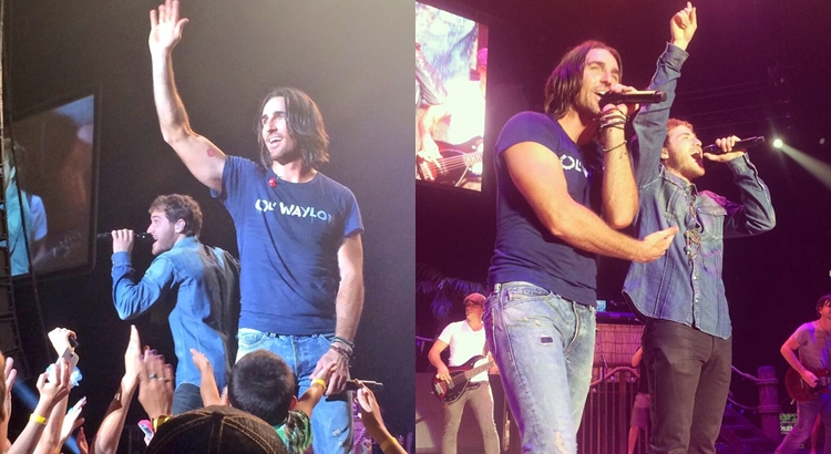 Mike Posner Joins Jake Owen on 'Days of Gold Tour'