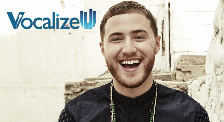 Mike Posner to Perform at VocalizeU Summer Artist Intensive 2014