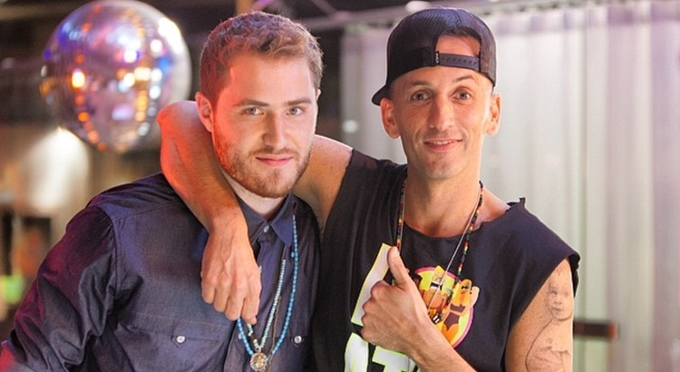 """Mike Posner Makes Cameo in Clinton Sparks """"UV Love"""" Music Video"""