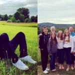 New Photos of Mike Posner and Family in Michigan